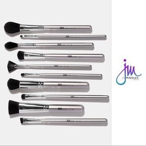 mélange posh Makeup - Bon Voyage 10-Piece Brush